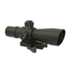 NcStar Mark III Tactical 4x32 COMPACT- Red & Green Illuminated Mil-Dot Scope